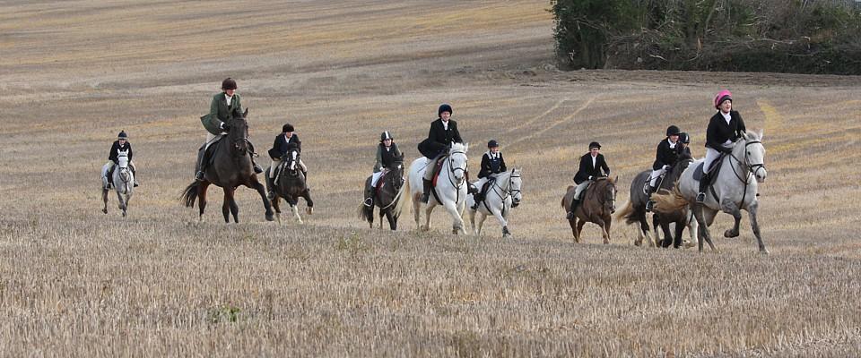 Bel-Air Equestrian Horseback Riding In Ireland