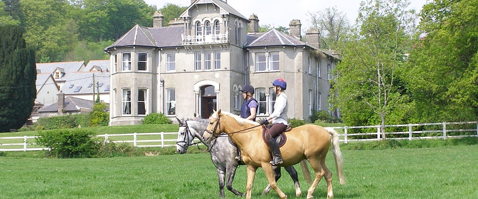 Equestrian Riding Holidays Ireland at Bel-Air Hotel & Equestrian Centre
