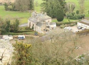 Bel-Air Equestrian Centre is located just outside the back door of Bel-Air Hotel
