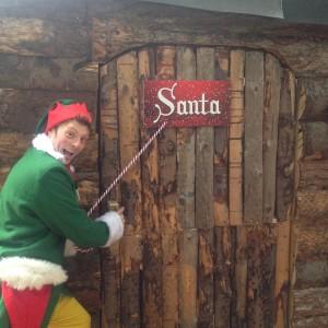 Getting rerady for Santa