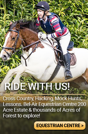 ride with us belair equestrian centre